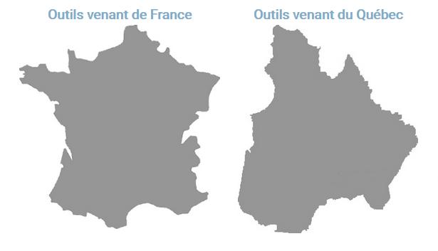 Répertoire d'outils francophones