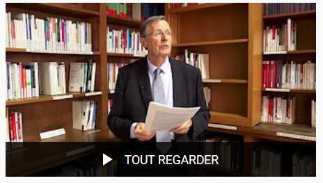 Conférences du Pr. Jean Guichard, Chaire Francqui
